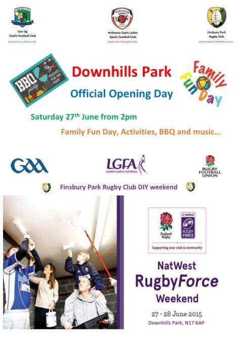 Donwhills Park Opening Flyer JPEG