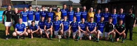 Mularkey Cup champions